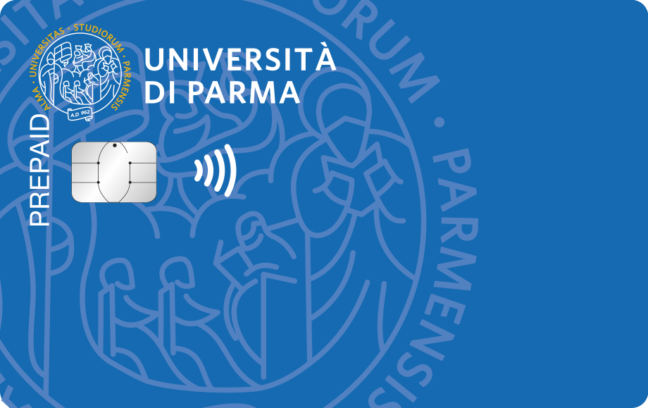 CartaConto - Student Card Università di Parma